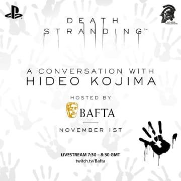 『DEATH STRANDING』「ワールド・ストランド・ツアー」続報―11月2日にロンドンでのイベント模様をTwitchで生中継