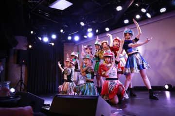 """つぼみ大革命[イベントレポート]「Laugh&Peace Music」ショーケースで""""圧倒的""""おもてなし!"""