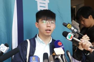 Joshua Wong. File photo: inmediahk.net.