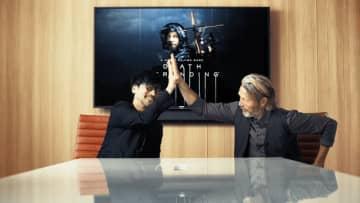『DEATH STRANDING』小島監督×マッツ・ミケルセン氏のスペシャル対談映像公開!本作の制作過程を貴重な撮影エピソードと共に語る