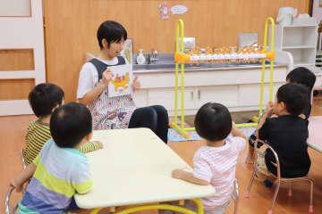 """大村市で深刻化している待機児童問題。対策は""""待ったなし""""だ。(写真はイメージ)"""
