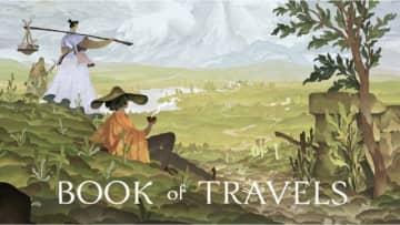 """自分自身の旅を形作る""""TinyMORPG""""『Book of Travels』Kickstarter開始!"""