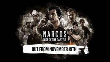 Netflixドラマ原作のターン制ストラテジー『Narcos: Rise of the Cartels』11月19日に発売決定