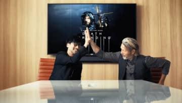 小島秀夫監督とマッツ・ミケルセン「DEATH STRANDING」発売はもうすぐ!