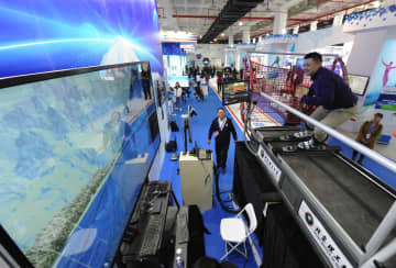 第22回北京科博会開幕 質の高い産業発展に焦点