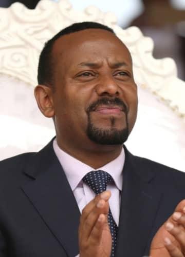 エチオピアのアビー首相(ロイター=共同)