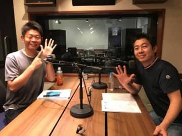 (左から)島田秀平さん、高須光聖