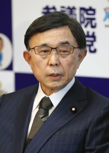 死去した吉田博美氏