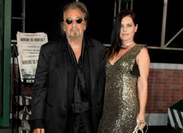 Al Pacino Walks Red Carpet For 'The Irishman' Premiere In Hollywood