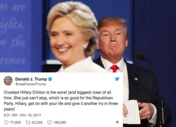 Hillary Clinton & Donald Trump debate