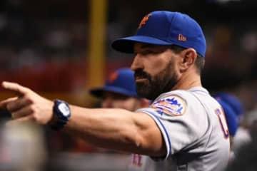 来季からエンゼルスの投手コーチに就任するミッキー・キャラウェイ氏【写真:Getty Images】