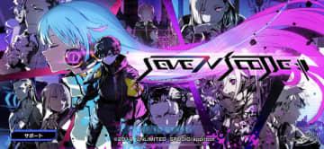 """サウンドノベル×音ゲー『SEVEN's CODE』プレイレポ!サイバーパンクな世界と""""選べる""""音ゲーを味わう"""