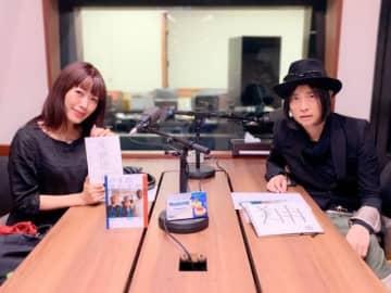 (左から)坂本美雨、辻仁成さん