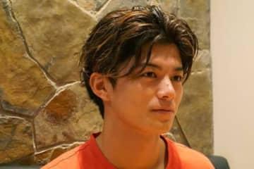 高松商元主将でセンバツ準優勝経験のある米麦圭造さん【写真:編集部】
