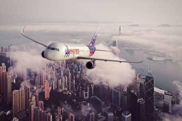 香港エクスプレス航空、日本線で片道1,280円からのセール 往復購入条件