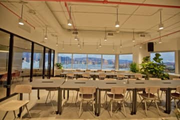 A WeWork co-working space in Vancouver, Canada. (Image credit: GoToVan/Flickr)