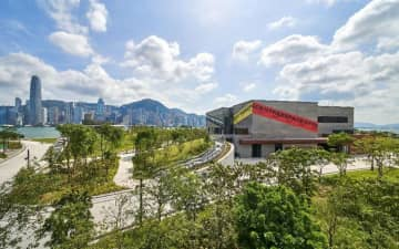Freespace Jazz Fest lands at the new indoor venue, Freespace, and the green spaces in the recently opened Art Park of the West Kowloon Cultural District.