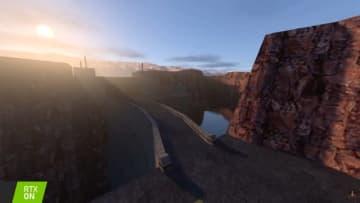 『Half-Life』がRTXでレイトレーシング化したらこうなる?海外ユーザーが映像を作成
