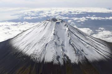 富士山=10月23日