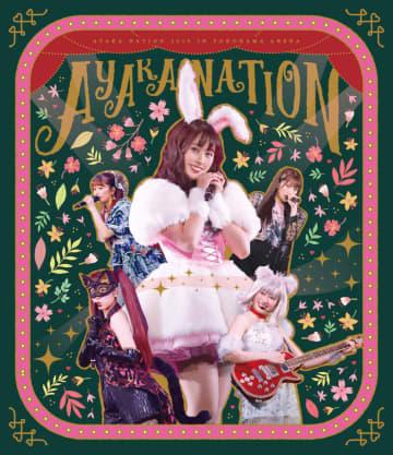 ももクロ 佐々木彩夏、『AYAKA NATION 2019』BD&DVD;のジャケット写真解禁!