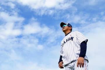 侍ジャパンのDeNA・山崎康晃【写真:Getty Images】