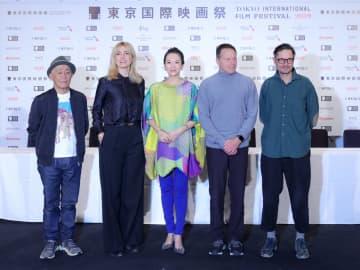 第32回東京国際映画祭 コンペティション部門審査委員記者会見開催