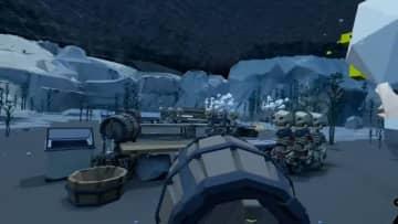 グラスが割れた?関係ない、VRだから!…VR酒場ゲーム『Root Beer On Tap』Steamストアにてリリース