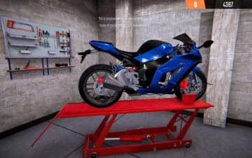 バイク修理シム『Biker Garage: Mechanic Simulator』配信日決定!
