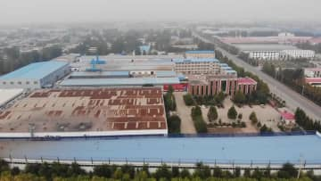 自転車産業が貿易を促進 河北省広宗県