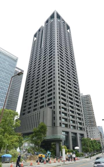 関西電力本店=大阪市
