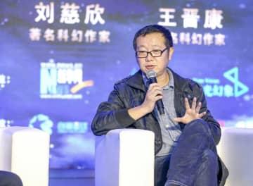 中国SF産業の潜在力は巨大 「三体」著者の劉慈欣氏インタビュー