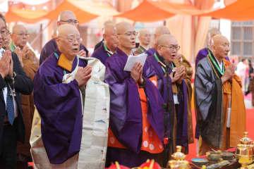 珠海で中韓日仏教友好交流会議 人類運命共同体構築を後押し