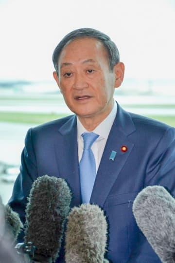 (資料写真)菅義偉氏