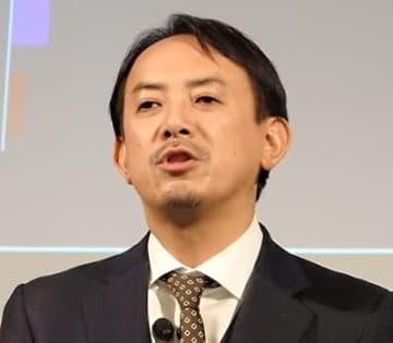 ヤフーの川邊健太郎社長CEO