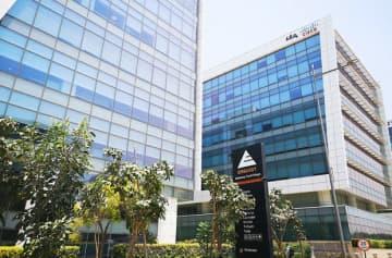 IT産業集積地として知られるベンガルールには、多くの世界的ハイテク企業が拠点を構える=インド・南部ベンガルール(NNA撮影)