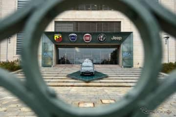 FCAのミラフィオーリ工場(イタリア、トリノ)