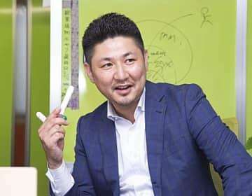 ICT企業の法人向けセールスやマーケティングを支援する頭脳集団、2BCを率いる御手洗友昭・代表取締役社長
