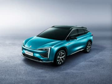 HYCAN's first battery-electric sports utility vehicle model, boasting an NEDC range of 650 kilometers, closed a first round of pre-sale in just three days, announced GAC-Nio on Oct. 25, 2019 (Image credit: HYCAN)