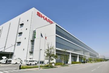 堺市のシャープ本社