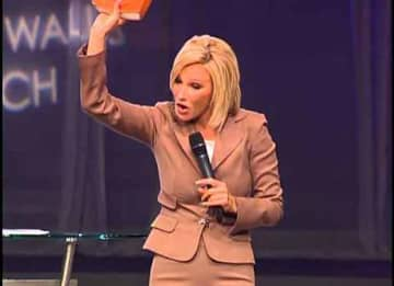Celebrity Pastor Paula White Hired By The White House