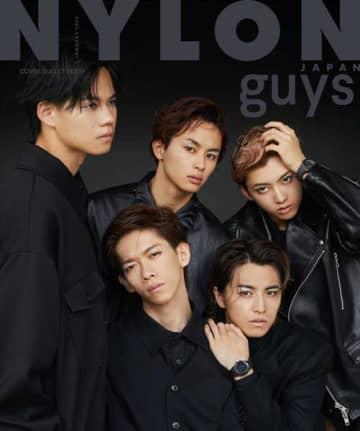『NYLON JAPAN 2020 年1月号』カバー