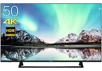 50V型 4K smart LED液晶テレビ