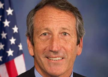 Former US Congressman Mark Sanford (R-SC)