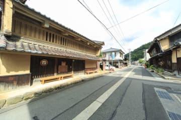 福井県南越前町の今庄宿(レディーフォー提供)