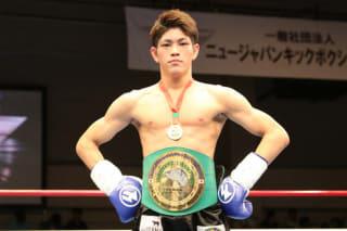 WBC日本王者の仲山大雅が引退を表明、12月沖縄でラストマッチに挑む
