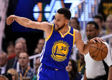 Steph Curry's 30 points lead Warriors to Game 4 win, sweep of Jazz