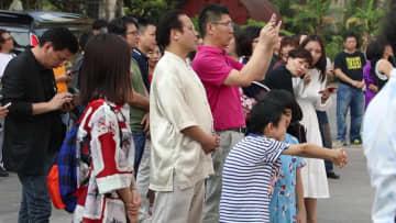 中日芸術交流展が広州で開幕
