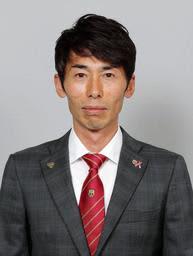 INAC神戸の鈴木俊監督(INAC神戸レオネッサ提供)