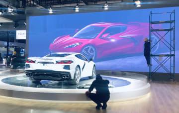 欧米の自動車メーカー 第2回輸入博に積極出展