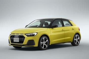 新型Audi A1 Sportback(写真:アウディジャパン発表資料より)